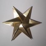 Front of the Origami Star by Stephan Weber